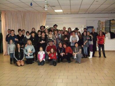 Janvier 2011, salle des cours.