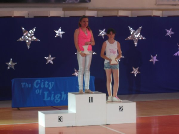 CITY OF THE LIGHT 2013 (Championnat de France)