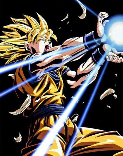 Goku ss1