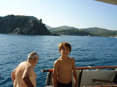 sortie bateau