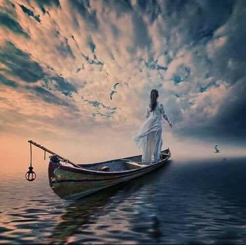 الأهمّ من سفر المكان ... سفر الوجدان بداخلك  فما نفع تبديل الأماكن وأنت أنت