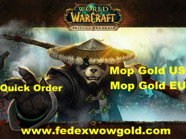 Wow Gold & Items & Power Leveling, Nothing Can Be Neglected In Mists of Pandaria (MOP )