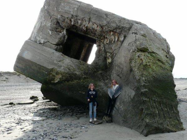 Balade en baie de Sommes