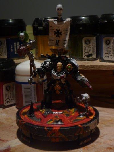 I/ Black Templars Terminator