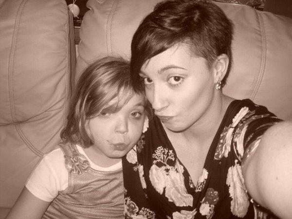La p'tite cousine et moi