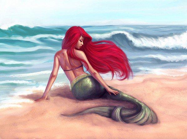 l'histoire tragique d'une sirène