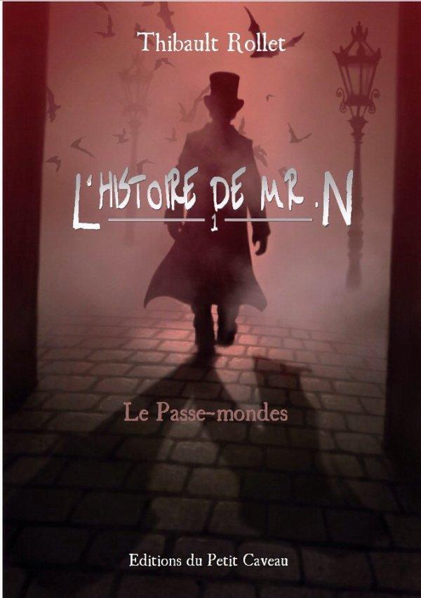 2014/49 - L'histoire de Mr N. , tome 1 le passe-mondes de Thibault ROLLET