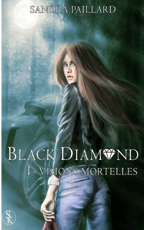 2014/64 - Black diamond de Sandra Paillard