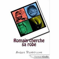 Interview d'Angie Diaboline, auteur du livre Romain cherche sa robe (Coup de coeur aout 2014)