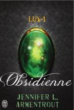 Obsidienne, tome 1 Lux de Jennifer L. Armentrout
