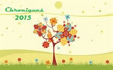 Mes chroniques 2014/2015 classées par noms d'auteurs : MAJ du 27/10/2015
