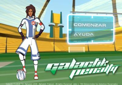 jeu galactik football pc