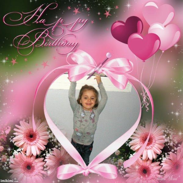joyeux anniversaire ma puce que j aime