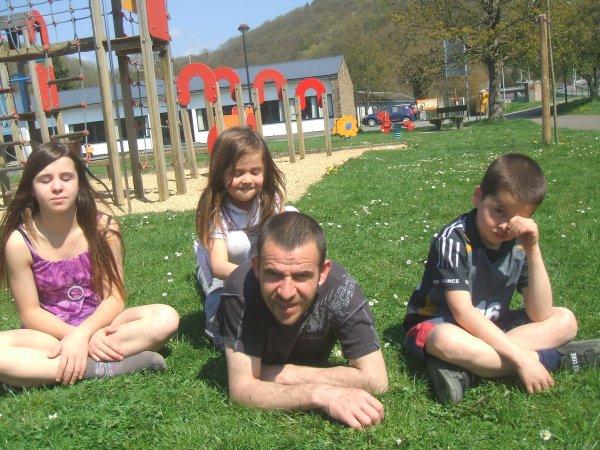 mi et mes enfants que j adore