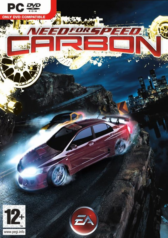 Installation de Need For Speed Carbon sur PC