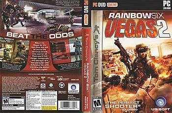 Installation de Rainbow Six Vegas 2 sur PC