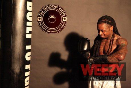 23. Lil Wayne en boxeur dans le clip 6 Foot 7 Foot !