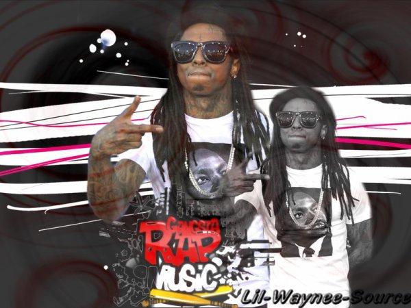 25. Lil Wayne en tournée avec Nicki Minaj, Rick Ross et Travis Barker