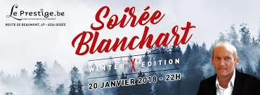 Soirée Blanchart Janvier 2018