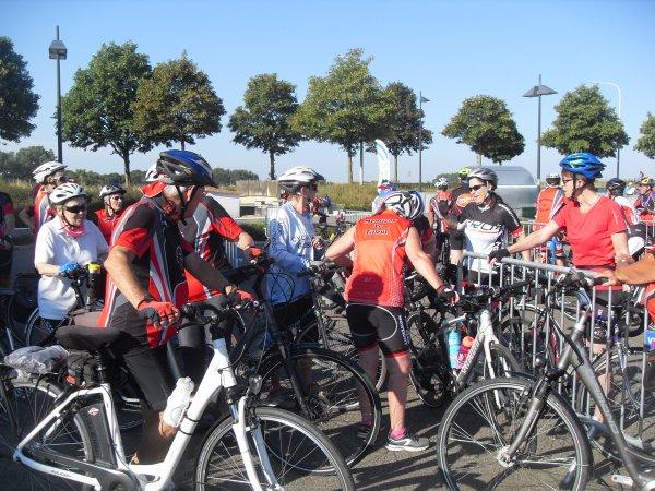 Merci les Familles et les Z'amis...Plus de 500 cyclos...plus de 2000 ¤ de dons... Bikeforthelife THUIN Dimanche 15 juillet 2018 MERCI !!! ;-)