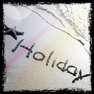 Holidays .