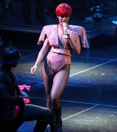 Rihanna,le Concert !