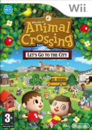 Mon Code Ami sur Animal Crossing Let's go to the City.