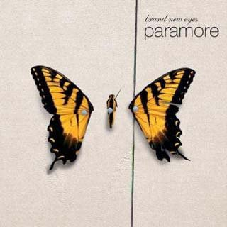 brand new eyes / Paramore - The only exception (2010)