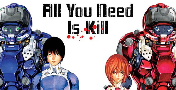 A l'affiche aujourd'hui: All you need is kill