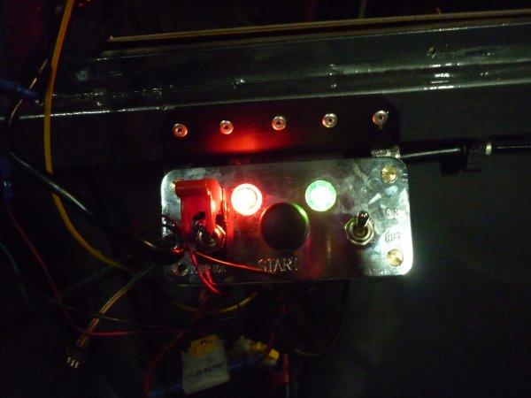 cablage electrique buggy