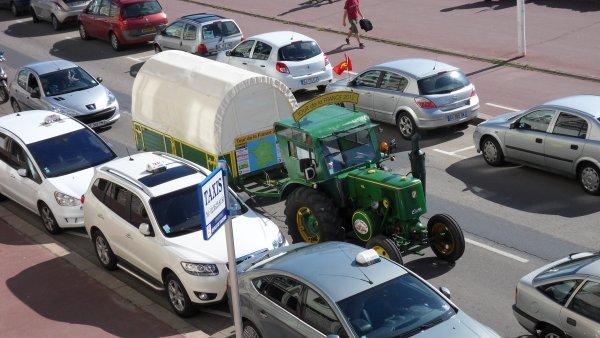 1° Mai 2012 1° Etape, Photo du Havre que je viens de recevoir  ( SFV 302 )