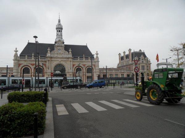5° jour  le 5 mai : Visite de Valenciennes