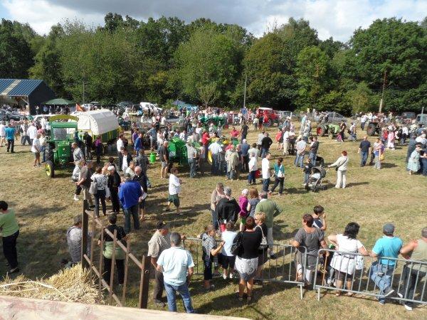 26 août 2012 Fête Agricole Champêtre dans l'ancienne ferme de ma Mère.