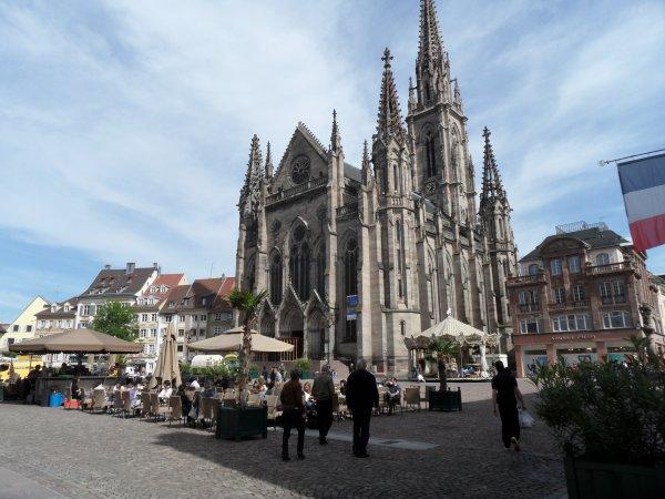 10° jour : 10 mai Mulhouse