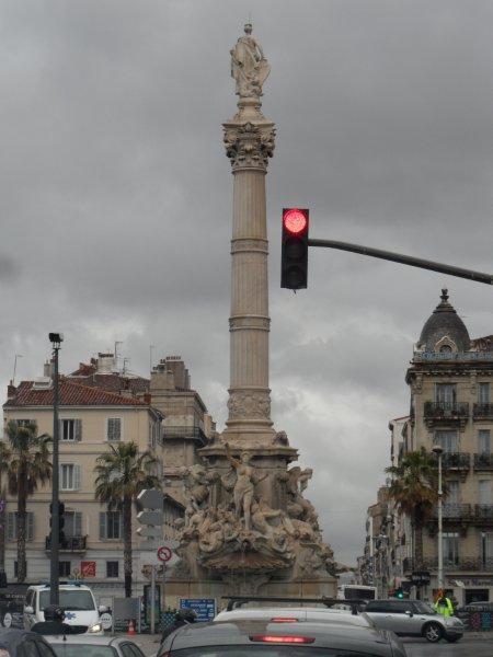 21° jour le 21 mai : Direction Marseille et sa Cannebière……..