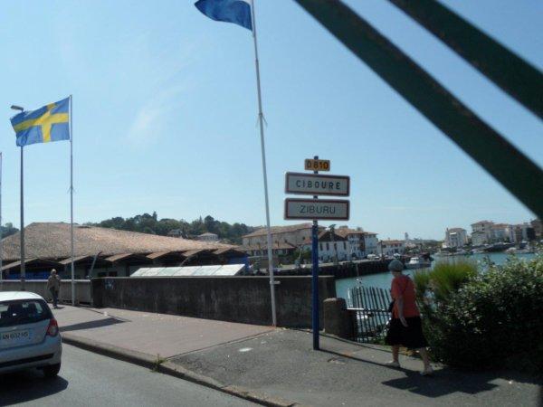 29° jour : Le 29 mai  étape : De Poey de Lescar  à Labenne