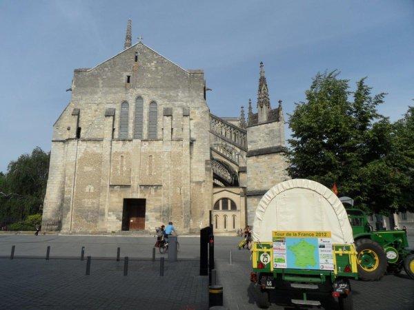 30 mai  2012 je suis à Bordeaux (en SFV 302 de 1953)