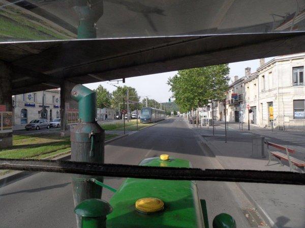 30° jour : Le 30 mai  Labenne, Bordeaux, Saint Vincent de Paul, (en SFV 302 de 1953)