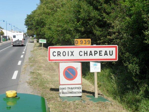 32° jour : Le 1 juin Départ de Rochefort, direction plein nord.