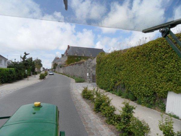 34° jour : Le dimanche 3 juin sur la route de Guérande