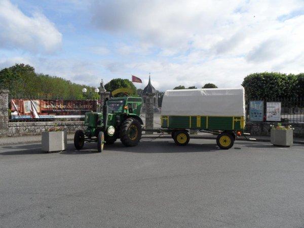 35° jour : Le 4 juin  Plein nord en Bretagne