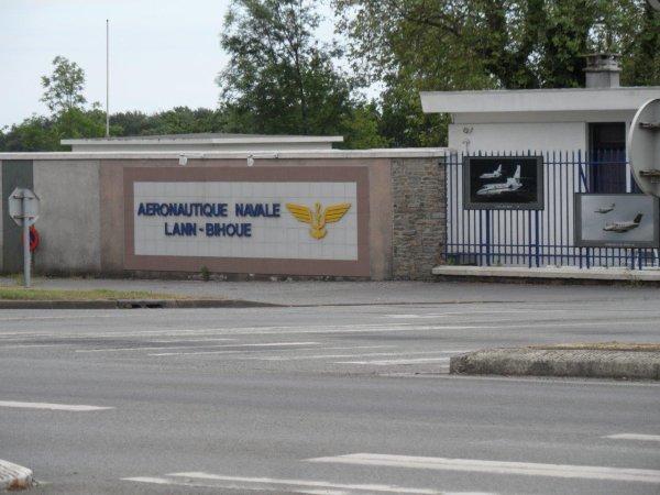 35° jour : Le 4 juin  Après ma pose à Kervignac