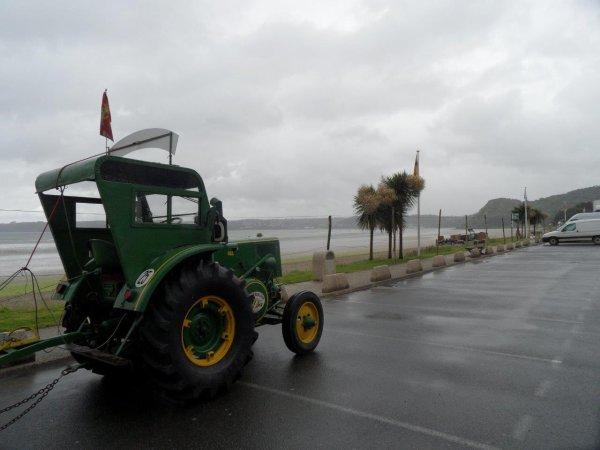 38° jour : Le 7 juin Départ de Plounévez-Lochrist