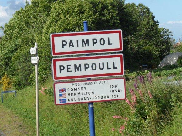 38° jour: le 7 Juin 2012,  passage à Paimpol