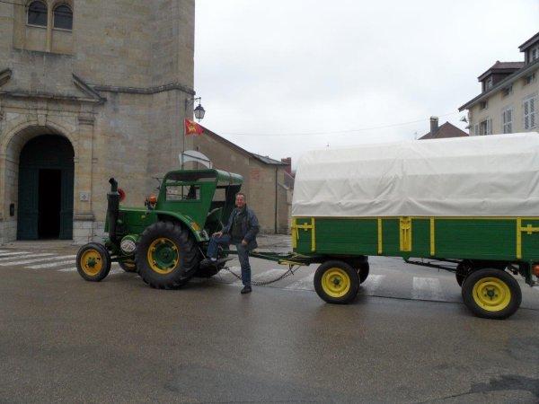 Je donne rendez-vous aux amateurs de fêtes Agricoles ce week-end à La Neuville Les Dorengt dans l'Aisne.