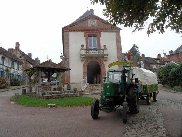 Jeudi 4 septembre 2014 départ pour La Neuville Les Dorengt