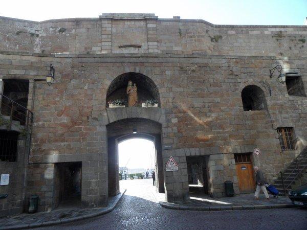 40° jour : Le 9 juin 2012 à Saint Malo.