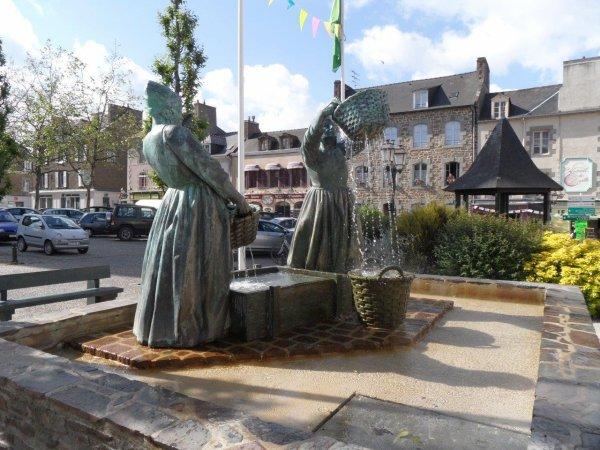 40° jour : Le 9 juin, je quitte Saint Malo pour Cancale
