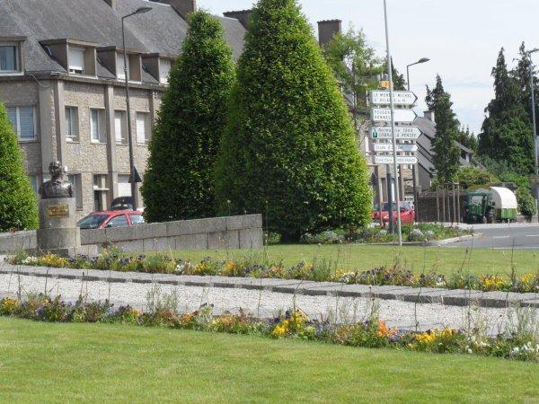 40° jour : Le 9 juin 2012 direction le Cotentin