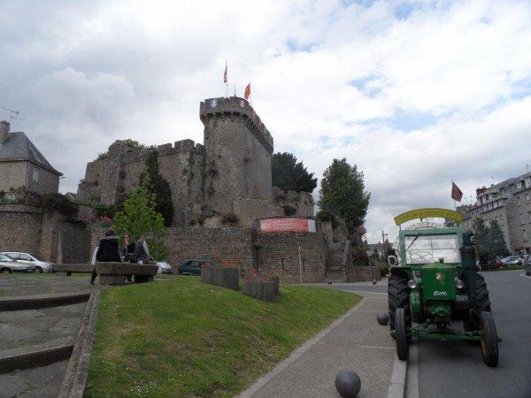 40° jour : Le 9 juin 2012  dans Avranches